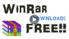How to download WINRAR FULL PROGRAM FREE!! [LICENSED][2020]